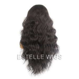 INDIA-Long Wavy Lace Front Wig by Sleek