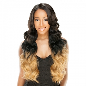 HONOR-FreeTress Equal Synthetic Hair Wig Invisible L Part Wig