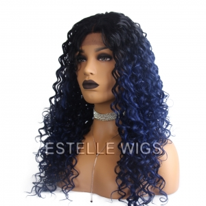 BIANCA-Long Curly Lace Front Wig Spotlight by Sleek