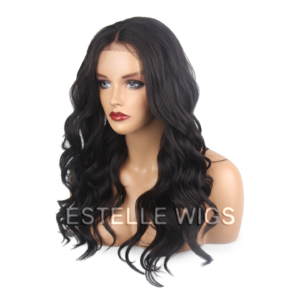 CHRISSY -Long Curly Deep Part Lace Front Wig