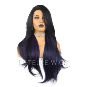 NADIDA- Lace Part Wig