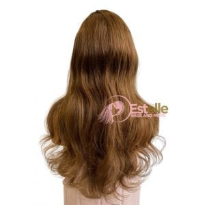 EMILY-HD Lace Frontal 100% Human Hair Wig 22″