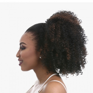 NATURAL AFRO 18-Instant Pony Drawstring Ponytail