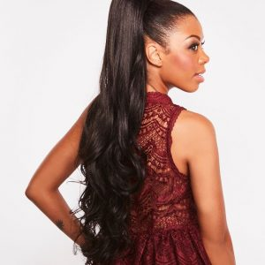 BOOTYLICIOUS -Drawstring Ponytail by Sleek