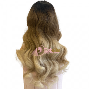 MOLLY -Human Lace Front Wig