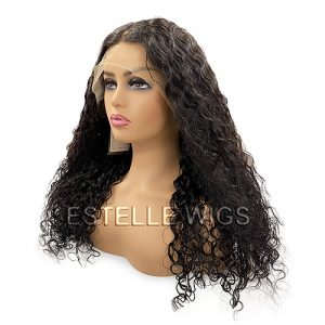 EVE – Brazilian 100% Human Hair Lace Front Wig