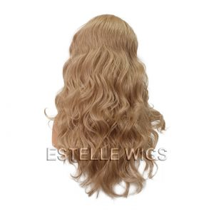 DANI-Blonde  Long Wavy 13*6 Lace Front Wig