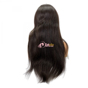CHARLOTTE – Brazilian 100% Human Hair Lace Front Wig 16inches