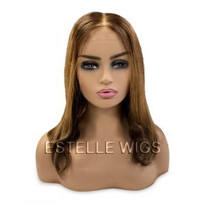 EVELYN  -Human Lace Front Wig